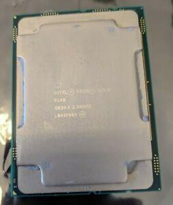 Intel Xeon Gold 6140 SR3AX 2.3GHz 24.75 MB 18 Core LGA 3647 CPU Processor