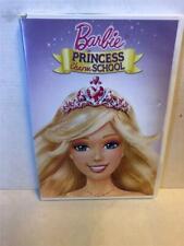 Barbie: Princess Charm School (DVD, 2017)