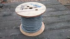 OMNICABLE 16 AWG SHIELDED STRANDED WIRE CABLE -2 CON. PRICE PER FOOT SHIPS FREE