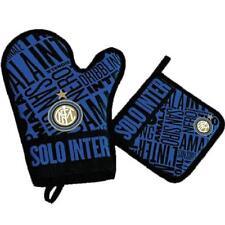 Set Barbecue ufficiale F.C. Internazionale Inter 1 guanto + 1 presina  PS 19355
