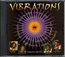 Music CD Vibrations Various Artists Sealed