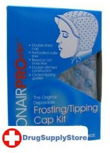 BL Conair Pro Frosting/Tipping Cap Kit - THREE PACK