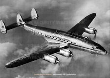 QANTAS LOCKHEED L.749 CONSTELLATION L749 A3 POSTER PRINT PICTURE PHOTO IMAGE