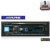 Autoradios et façades Alpine avec lecteur CD pour véhicule