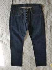 Sugar Cane 2009 Straight Fitted Japan Selvedge Denim Jeans 32