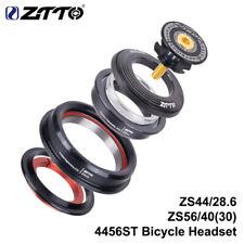 ZTTO 4456ST Mountain Bike Internal Headset 44mm 56mm Tapered Tube fork Headset
