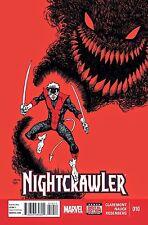 Nightcrawler #10 (NM) `15 Claremont/ Nauck