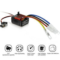 HobbyWing QuicRun 1/10 Waterproof Brushed 60A Electronic Speed Controller ESC