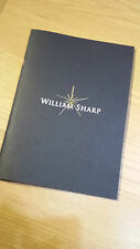WILLIAM SHARP LOOKBOOK / CATALOGUE