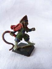 D&D - WARHAMMER - CITADEL - Magicien - Dark Elf avec fouet