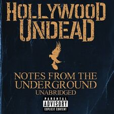 Hollywood Undead - Notes from the Underground (Unabridged) [New CD] Explicit, De