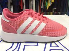 Adidas N-5923 C Scarpe da Fitness Unisex-bambini Rosa (rostiz/ftwbla /