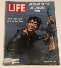 LIFE MAGAZINE~ June 23 1967