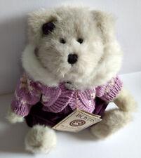 Boyds Bear Best Dressed Series - Andrea Crystalfrost Bear - Please Read.