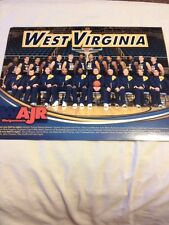 WVU Basketball Picture 2008-2009 Johnny West Da'Sean Butler Devin Ebanks Huggins