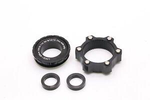 Cycling centerlock Hub Conversion Kit Boost Hub Adapter for 15mm x 110mm