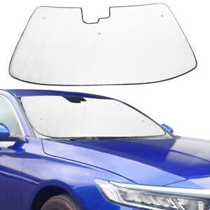 Fit For Honda Accord 2018-2021 Front Windshield Thick Custom Interior Sunshade