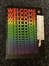 Acorn BBC Micro Welcome Pack Cassette and Manual