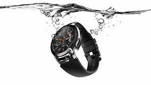 Samsung Galaxy Watch (Silver, 46mm, Bluetooth) SM-R800NZSATGY USA SHIP