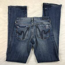citizen of humanity by Jerome dahan women's bootcut jeans blue size 26