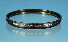 Kenko MC UV Filter 72mm sl-39 - (50696)