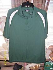 Sport Tek Short Sleeve Casual Polo / Rugby Shirt
