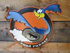 Road Runner DUST TRAIL Metal Sign Hemi Superbird Bee Plymouth Petty Dodge Mopar