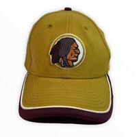 Rare 1937-1951 Logo Washington Redskins NFL New Era 39thirty M/L Flex Cap Hat