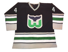 Hartford Whalers 1992-97 Customized Jersey New England Hockey Sweater