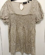 Womens Blouses 22/24, Avenue Brand, Preowned