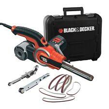 Black & Decker KA902EK Powerfeile Bandschleifer Bandfeile 400W 13mm