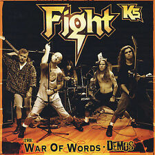 FIGHT K5/FIGHT - WAR OF WORDS: DEMOS [PA] (NEW CD)