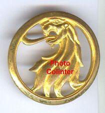 Préparation Militaire - Insigne de Beret mle 1959 - Tête de Lion de profil