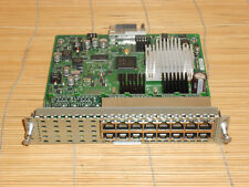 Cisco SM-ES3G-16-P Layer 2 and Layer 3 Enhanced Ethernet Switch Service Module