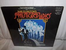 s/t SOPHISTICATED LADIES-DUKE ELLINGTON-4053 (2 DISCS NEW SEALED VINYL RECORD LP