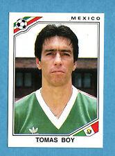 MEXICO 86 - Panini -Figurina-Sticker n. 121 - BOY - MESSICO -Rec
