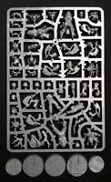 40K  Chaos Corpse Grinder Cultists 5 models Dark Uprising Necromunda Warhammer
