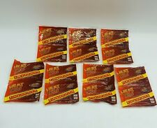 Heat Factory Disposable Hand Warmer Packs 2 Pairs Per Pack Lot of 7 Exp 2021
