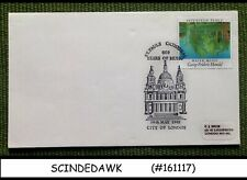 Great Britain 1985 St. Pauls Cathedral 850yrs Of Music Cover Wh Special Cancl.