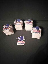 "Vintage lot of 100  U.S. Mail Eagle Logo Postal Service 2"" Patch"