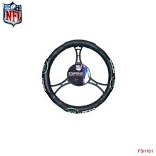 New NFL New York Jets Synthetic Leather Car Truck Steering Wheel Cover Northwest