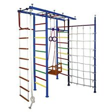 Home Gym Sport Set: Vertical 11.1 + Stand with Net + Horizontal bar