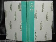 An ITALIAN DIARY Flora Stark 1945 1st Ed FREYA Hardback WW2 ITALY WWII Prison