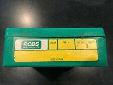 .45acp Rcbs 3 die set Rn Swc 18908
