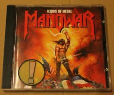 Manowar , Kings of Metal CD, Reissue, 7567-81930-2
