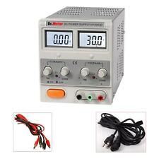 New Lab Grade DC Regulated Power Supply Dr.meter HY3003D 30V3A Continuous Adjust