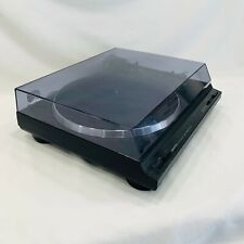 New listing Vintage 90's Onkyo Cp-101A Auto Return Belt Drive Turntable Record Player