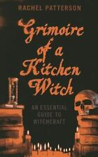 Grimoire of a Kitchen Witch Witchcraft Book ~ Wiccan Pagan Library