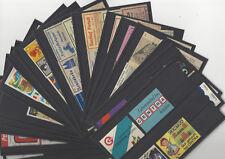 P10-4) Großer Auswahl Werbevignetten 60er-70er Jahre, verschiedene Motive