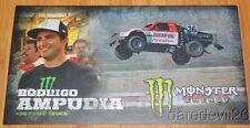 2014 Rodrigo Ampudia Monster Pro 2 Truck LOORS Off Road postcard